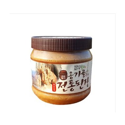 [경북전통된장마을]된장1kg