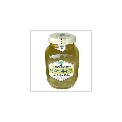 청죽양봉농원꿀2.4kg(아카시아)