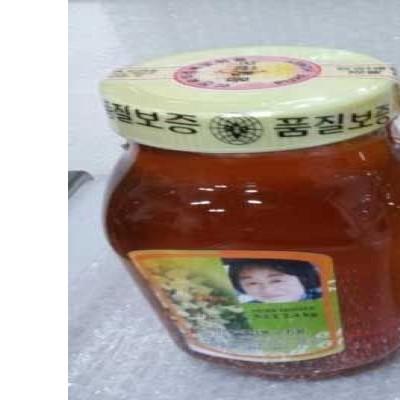 이진숙의 경북군위꿀2.4kg(야생화꿀)