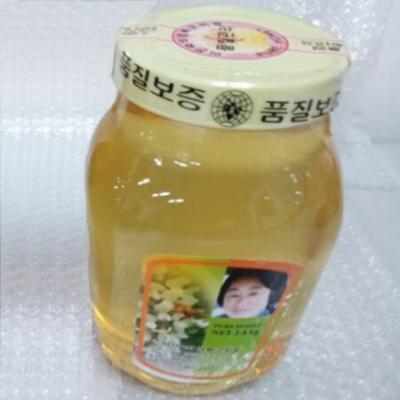 이진숙의 경북군위꿀 2.4kg(아카시아꿀)