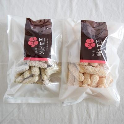 [밥꽃한과] 밥꽃셋 1,050g