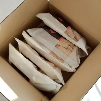 [밥꽃한과] 밥꽃셋 1,050g(3박스)-동일장소 배송시