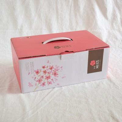 [밥꽃한과] 밥꽃하나 450g(6박스)-동일장소 배송시
