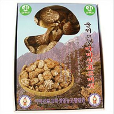 [아미산 농장] 표고버섯 동고2호 500g